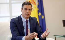 Pedro Sánchez amenaza con convocar las elecciones generales para el 14 de abril
