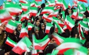 Irán celebra el 40 aniversario de su revolución bajo la creciente presión de Trump