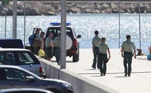 Investigan la muerte de un ciclista en el puerto de Vinaròs