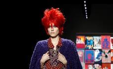 El color de Anna Sui en la Semana de la Moda de Nueva York