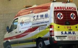 Fallece un trabajador tras caer desde el tejado de una empresa textil en Alcocer de Planes