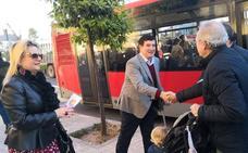 Ciudadanos recoge a pie de calle la indignación vecinal por el carril bici de Reino de Valencia