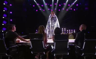 Una española arrasa en la final americana de Got Talent