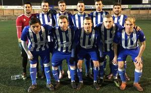 El CF Base Gandia vence al Castelló de les Gerres (5-1) y sigue con la remontada