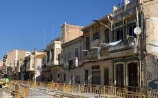 El Ayuntamiento de Valencia sólo acaba una de 15 obras con fondos europeos en el Cabanyal