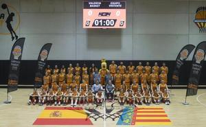 El Valencia Basket tiene cuatro sueños de Copa