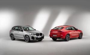 BMW X3 y X4, apellido M