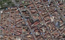 Finge haber sido secuestrada y agredida sexualmente en Valencia por dos jóvenes que le robaron el móvil
