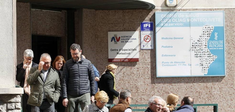 Los cupos de algunos centros de salud rozan los 2.000 pacientes cuando no deberían superar los 1.500