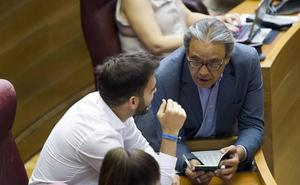 Compromís y Podemos rechazan un adelanto electoral autonómico pese a que Mata contempla la posibilidad