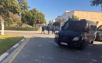 La policía desmantela varios invernaderos de marihuana en Nazaret