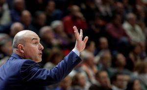 Ponsarnau: «Los elogios de Pesic hacia el Valencia Basket son de entrenador listo»