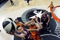 Barça Lassa-Valencia Basket de Copa del Rey