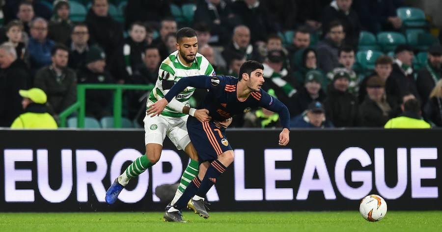 Celtic-Valencia de Europa League