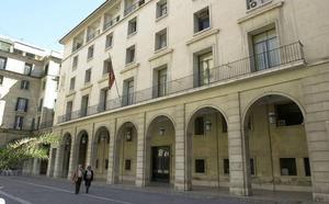 Dos años de cárcel por apropiarse de 16.000 euros de una herencia que gestionaba en Alicante
