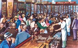 SLOPPY JOE'S: EL BAR GALLEGO QUE TRIUNFÓ EN CUBA