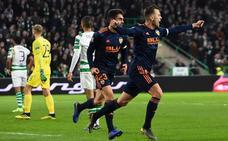 El paso casi definitivo para jugar los octavos dará al Valencia un premio de 1,1 millones