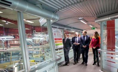 Coca-Cola invierte 40 millones en la transformación de su planta de Quart de Poblet