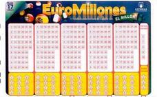 Euromillones de hoy 15 de febrero. Nuevo bote de 176 millones: comprueba aquí tu boleto