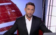 Así ha sido la despedida de Javier Ruiz del último informativo de 'Noticias Cuatro'