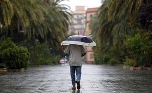 Vuelven las lluvias a Valencia