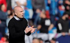 Paco López: «No estamos en una situación dramática ni límite»