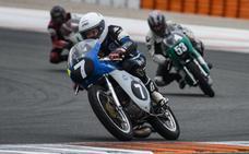 'Racing Legends', una cita con la historia en el Circuit Ricardo Tormo