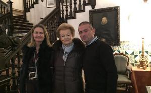 Ròtova dedica su Porrat al Monestir de Sant Jeroni y recuerda la figura de Felipe II