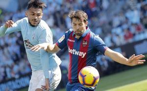 VÍDEO | Arenga de los jugadores del Levante antes del partido