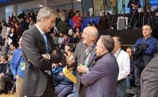 Cónclave entre Juan Roig y Antonio Martín en Madrid