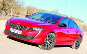 Peugeot 508: Los nuevos ejecutivos