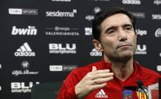Marcelino: «No podemos dejar escapar muchos puntos en Liga»