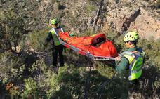 La Guardia Civil rescata a una senderista en Chelva