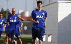 Soler se ausenta del entrenamiento