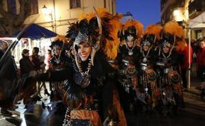 Fiesta de Moros y Cristianos en Campanar