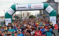 Ouais Zitane y Edymar Brea ganan la 15K Valencia Abierta al Mar
