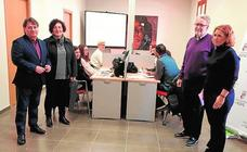 El Espacio Coworking acoge un curso para emprendedores