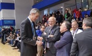 «El Arena de Valencia va a ser el primero que tengamos en España»