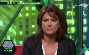 La ministra de Justicia explica por qué se refirió a PP, Ciudadanos y VOX como la «derecha trifálica»
