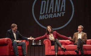 Diana Morant pide el voto para seguir avanzando en Gandia y no volver al pasado