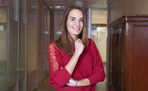 Berta Tomás Vidal, nueva presidenta de Inspectores de Hacienda del Estado