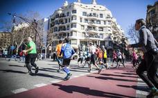 Horario y recorrido del Maratón de Barcelona 2019