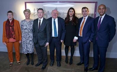 Siete diputados se escinden del laborismo de Corbyn