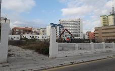 Comienzan las obras del hotel que la cadena Senator abrirá en la playa de Gandia