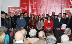 El PSPV de Dénia presenta una lista continuista para las elecciones de mayo
