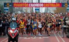 Horario y recorrido del Maratón de Castellón 2019 y la 10K