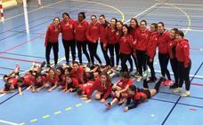 El Xàtiva voleibol juvenil femenino consigue una importante victoria