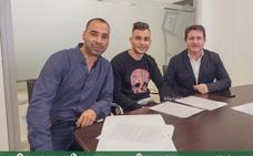 Borja Martínez amplía su contrato dos temporadas más con el Elche