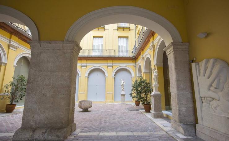 Un paseo por el Museo de la Ciudad, en el Palacio de Marqués de Campo