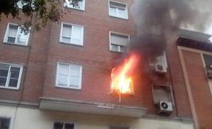 La Guardia Civil te lo aclara: qué hacer en caso de incendio en una casa